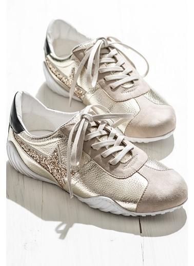 Elle Sneaker Ayakkabı Bej